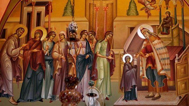 Поздравления с Введением во храм Пресвятой Богородицы: красивые пожелания